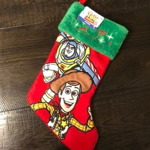 NWT Toy Story Christmas Stocking